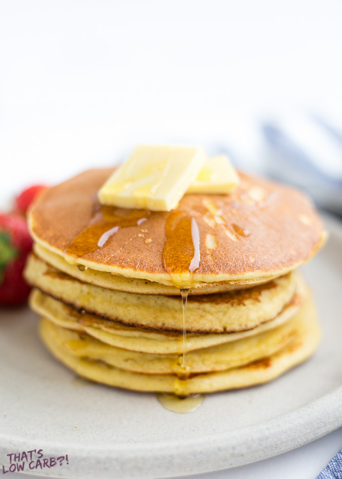 Best Keto Breakfast Pancakes