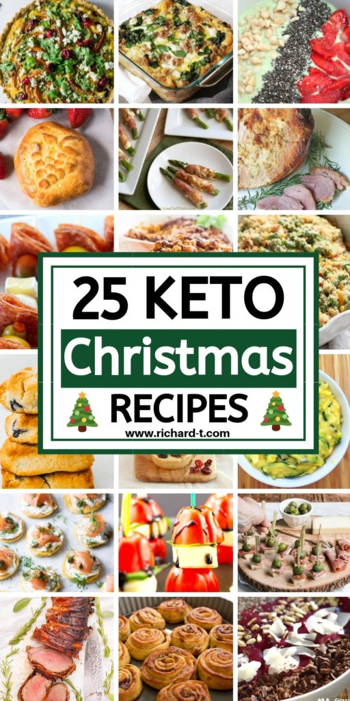 Christmas Keto Recipes