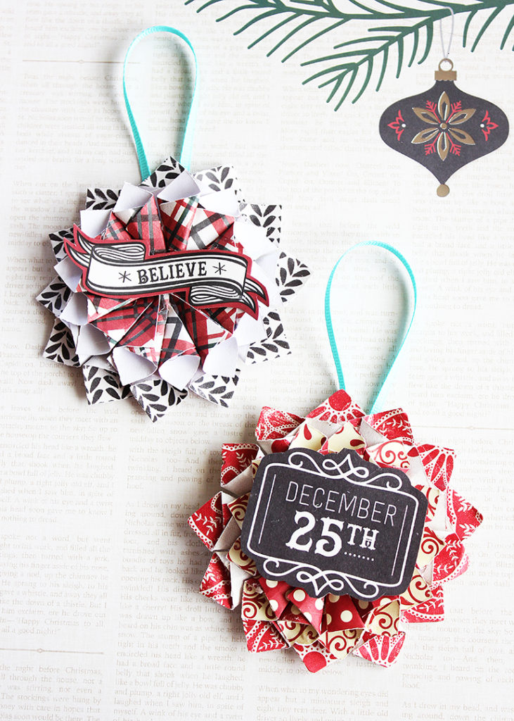 Christmas ornament ideas for DIY