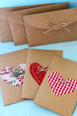 DIY Craft Envelopes & Cards
