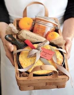 Gift Basket for Christmas