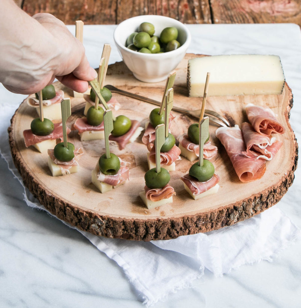 Keto Appetizers for Christmas