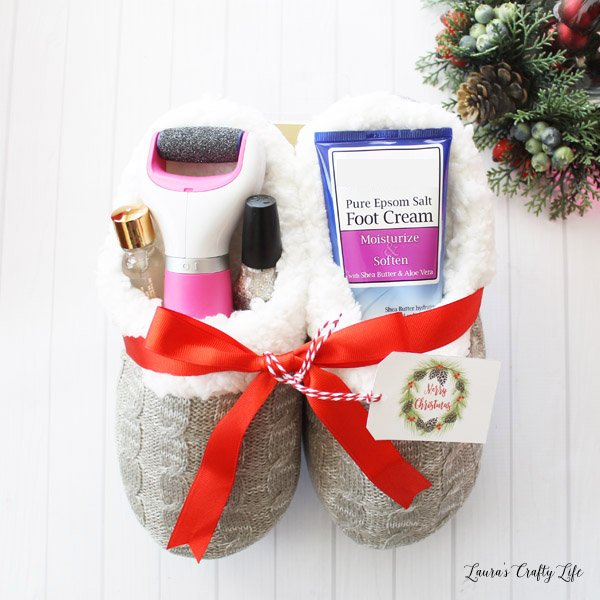 Perfect Pedicure Gift Basket