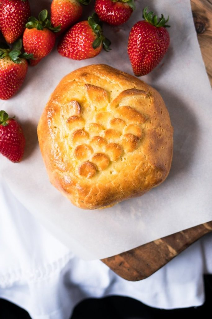 Ridiculously Creamy Baked Brie