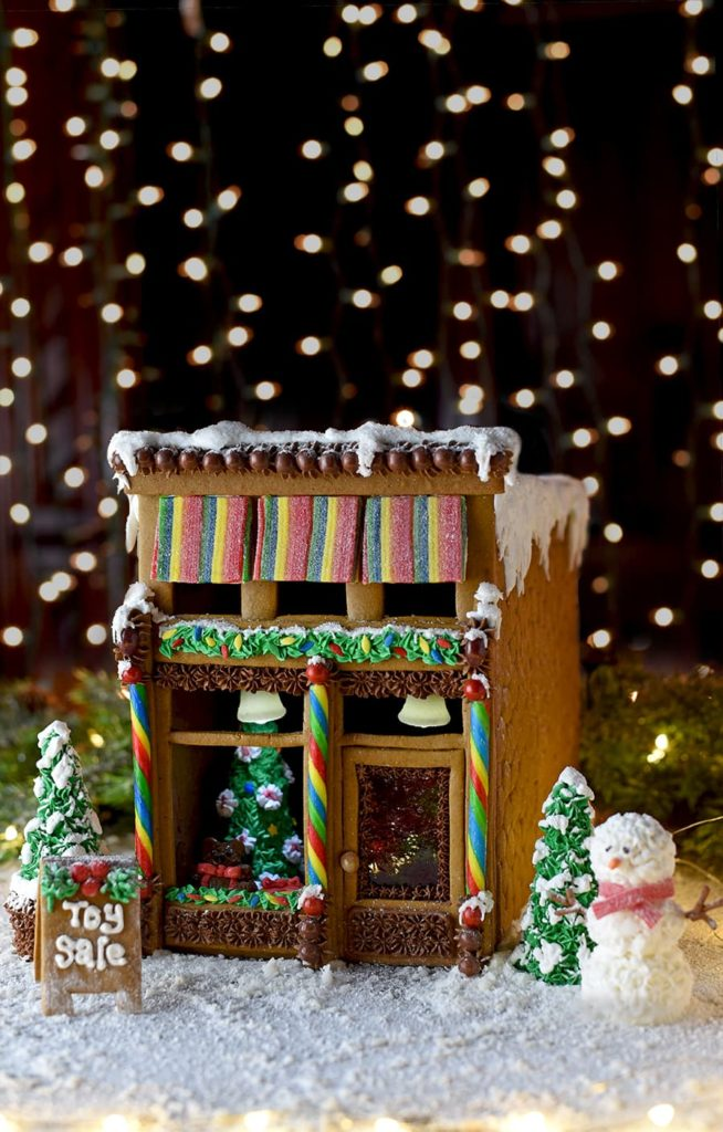 Gingerbread House Idea