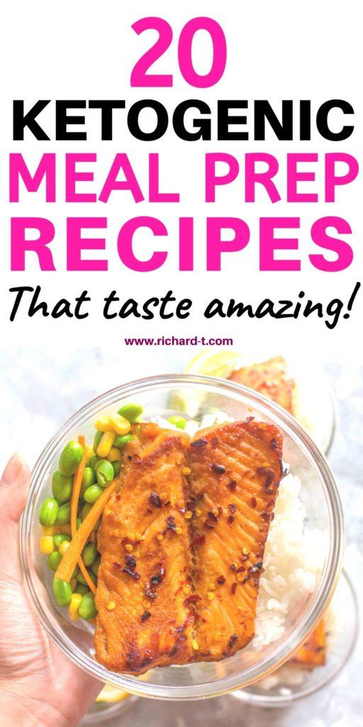 20 Keto Meal Prep Recipes 2