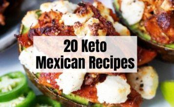 20 Keto Mexican Recipes