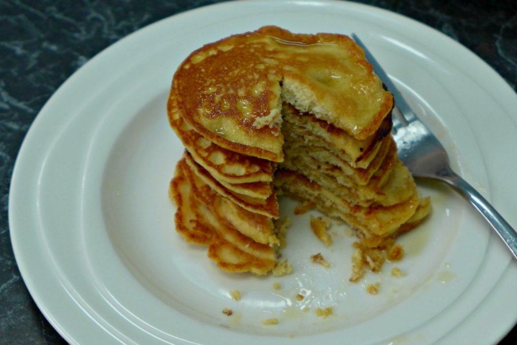 Almond Pancakes Recipe