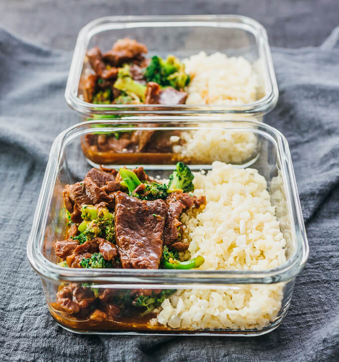 Instant Pot Broccoli & Beef