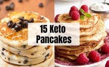 15 Keto Pancakes