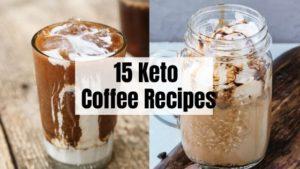 Keto coffees