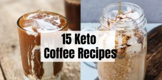 Keto coffees