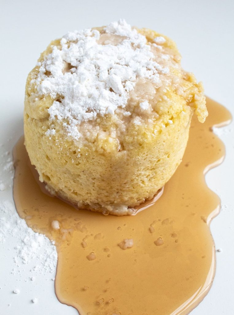 Mug Cake Keto