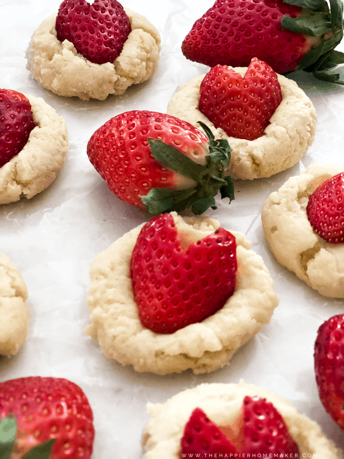 Strawberry Cheesecake Cookie Recipe