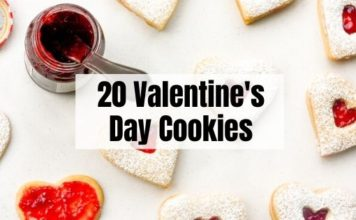 Valentines Day Cookies