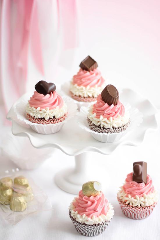 AMazing VDay Cupcakes