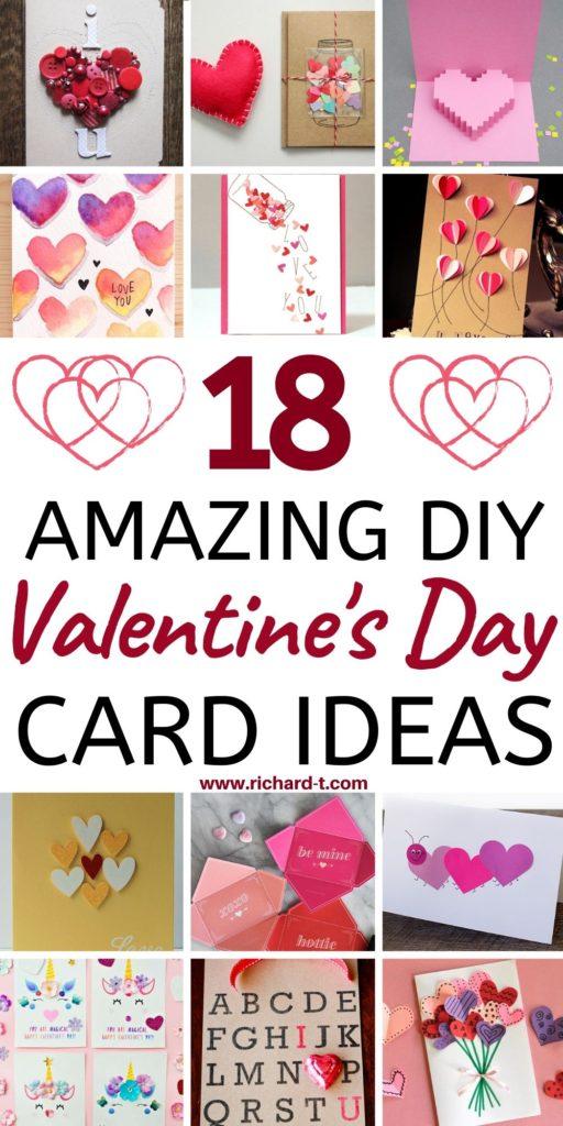 Best DIY Valentines Day Ca