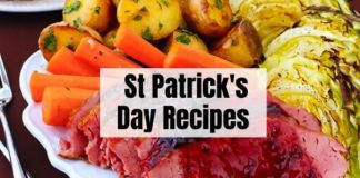 St Patrick's Day Food Recipes