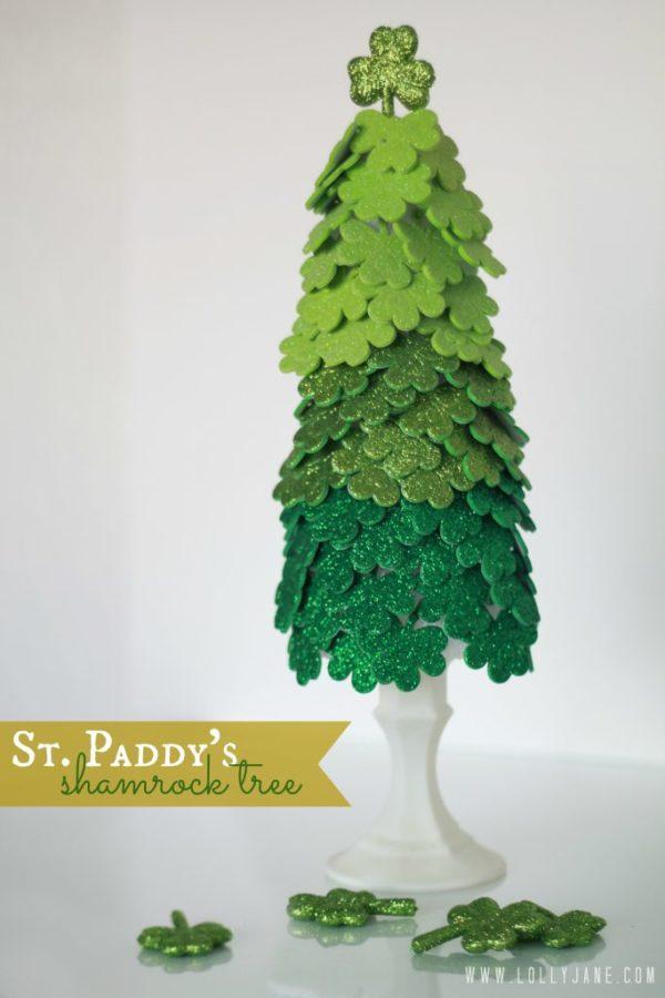St Patricks day decor