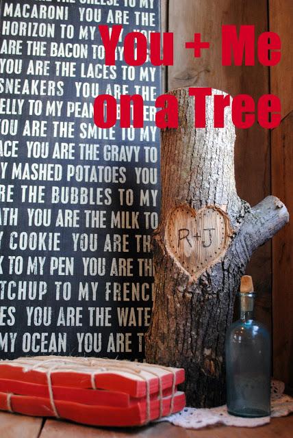 You + Me on a Tree