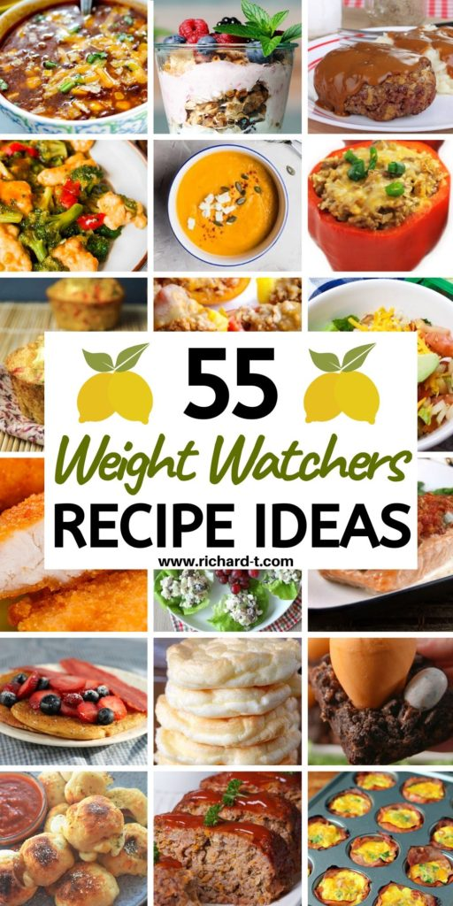 weight watchers meals