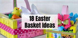 easter baskets