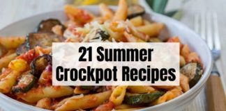 Summer Crockpot Recipes