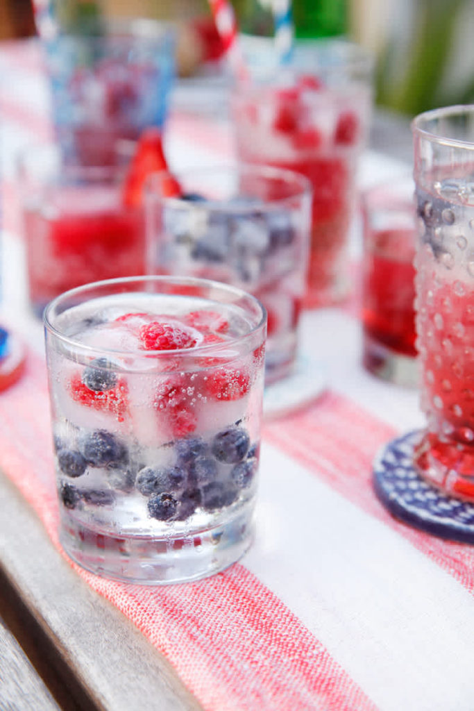 4th of july drinks