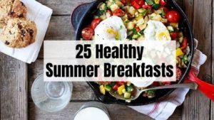 Healthy Breakfast Recipes 2