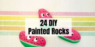 24 Best Painted Rocks
