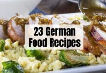 German Food Recipes