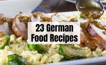 German Food Recipes