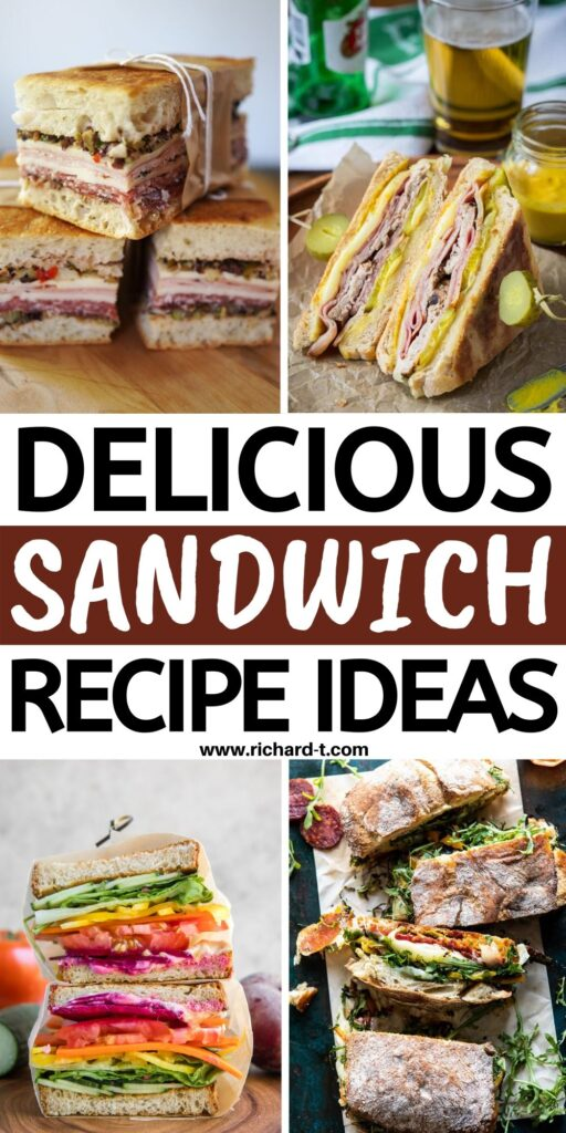 sandwich recipes 2