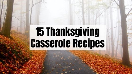 Thanksgiving Casserole Recipes 3